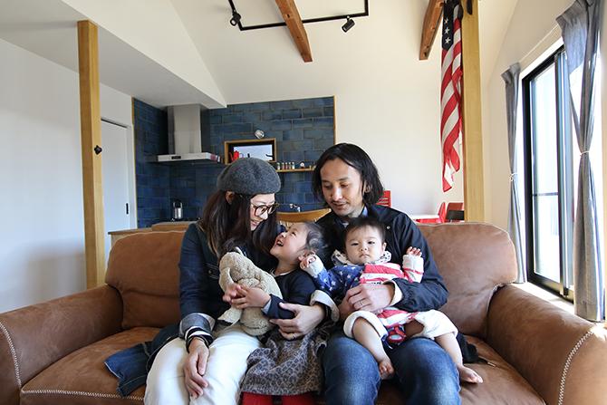 【Reli】 【好きなものに囲まれて、家族と幸せに暮らす理想のお家】