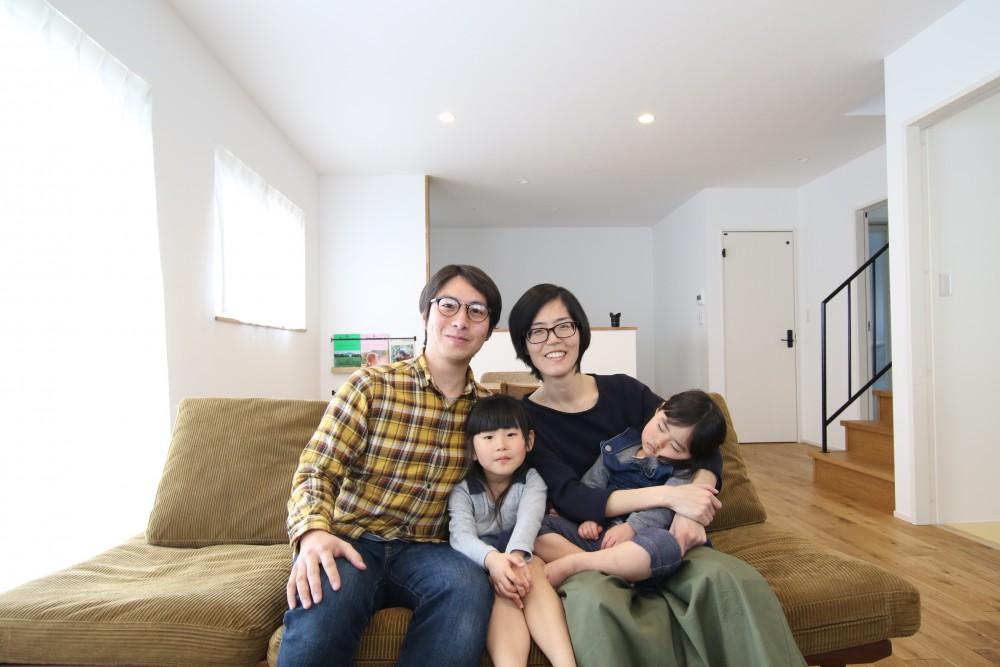 【STYLE HOUSE】家族と過ごす、ふとした瞬間に幸せを感じるお家。