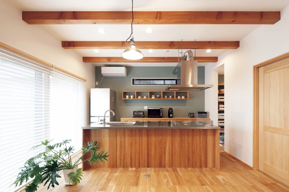「自分らしさを表現」 家具職人がつくりあげたお家